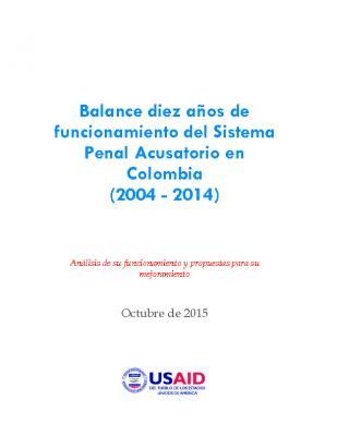 Balance 10 años SPA